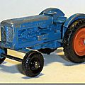 <b>Fordson</b> Major Tractor #72 A …