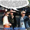 La France de Sarkozy en 2010