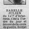 Julien BARELLE
