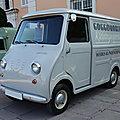 GLAS Goggomobil TL250 Transporter 1963