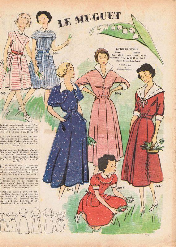 Modes et Travaux avril_1950