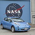 Nissan and nasa form 5-year r&d partnership for autonomous drive vehicles