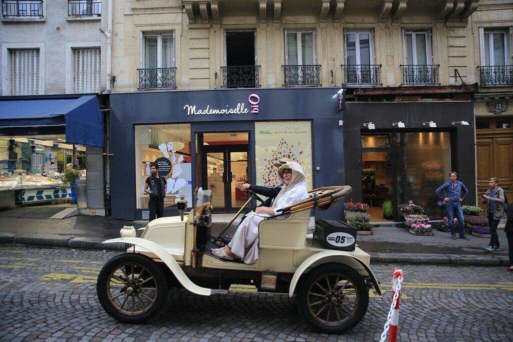 Montmartre, attention à la descente