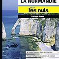 Idee cadeau pour noel: la normandie pour les nuls, le livre à offrir à marommix pour lui éviter de sentir le... sapin!