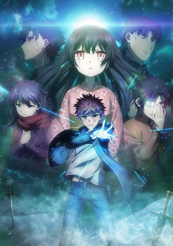 Retour sur les Animes de l'hiver 2017/2018