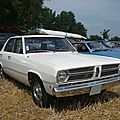PLYMOUTH Valiant Signet 4door Sedan 1967 Ohnenheim (1)