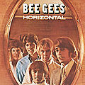 Horizontal - <b>Bee</b> <b>Gees</b>