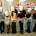 Les ateliers de cuisine/patisserie pour enfants à paris