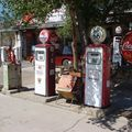 ancienne station service route 66