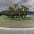 Rond-point à <b>Port</b> <b>Douglas</b> (Australie)
