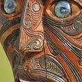 26 Rotorua - Marae Tamatekapua - Face