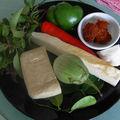 Chiang Mai : Cours de cuisine, les ingrédients