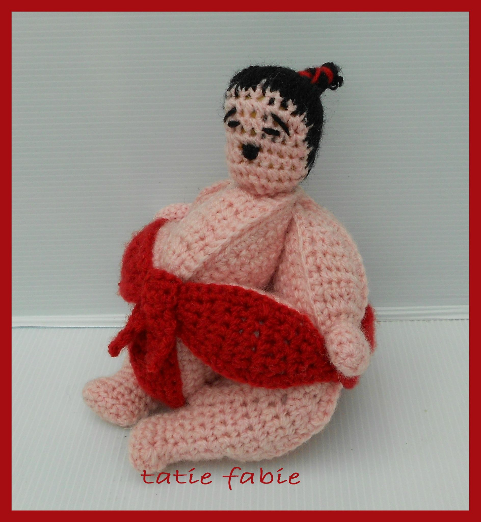 The serial crocheteuses N° 184