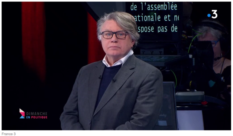 GILBERT COLLARD DIMANCHE EN POLITIQUE MEDIA DIXIT WORLD