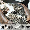 Mon Vanity <b>Cruelty</b> <b>Free</b>