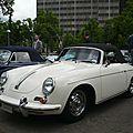 <b>PORSCHE</b> 356B Super 90 cabriolet