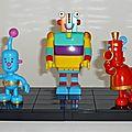 Duplo little robots