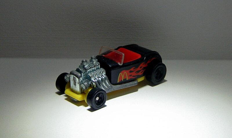 Ford T Hot Rod Flame Job McDonald's (1993)