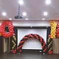 Décoration sculpture et ballons