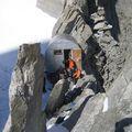 Bivouac Canzio 3825 m 4
