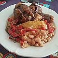 Ragout de queue de <b>b</b>œ<b>uf</b> à la jamaïquaine - Jamaican Oxtail Stew