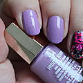 Review : 184 Frozen Berry de <b>Mavala</b> (et un nail wrap NCLA)