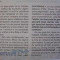 Le telegramme Aout 2007