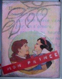 304 - Swap Blanche Neige Le Prince