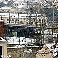 Neige à <b>Chartres</b> 2013