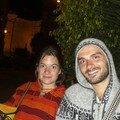 Arequipa, soirée avec Claire et Cédric