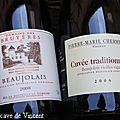 Beaujolais 2008, c'est l'heure!