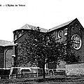 FOURMIES-Trieux-Eglise 1890