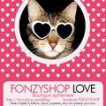 1-FONZYSHOP LOVE chez Pied d'Poule