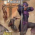 En stock ! Pack Solo Avengers : <b>Hawkeye</b> 1 à 5