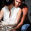 <b>Demi</b> <b>Moore</b>, une scène mythique un peu revisitée... 30 ans déjà. Une pensée au regretté Patrick Swayze