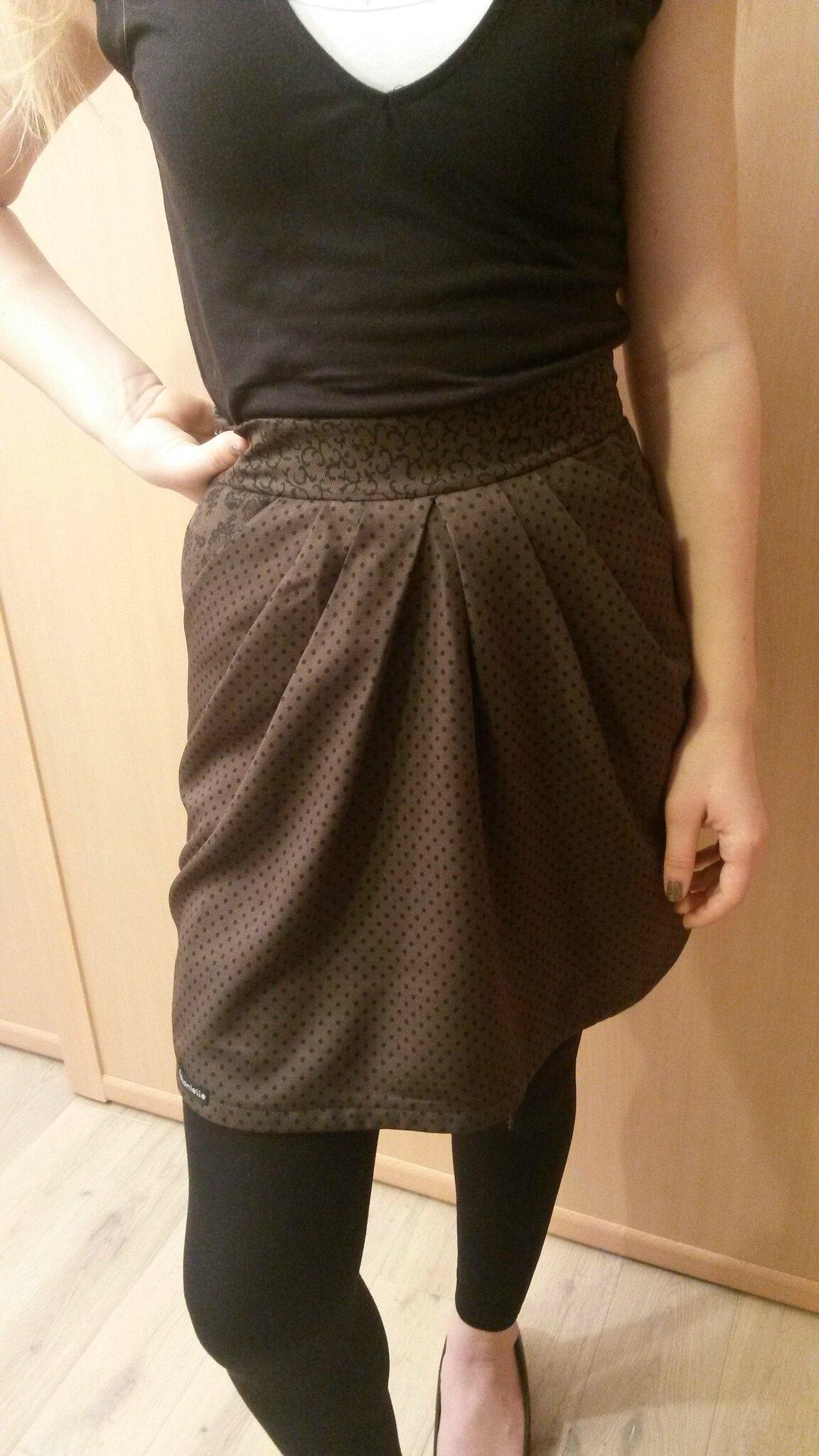 Celle qui voulait une jupe