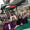 2014-03-09 Action Appel des femmes de Gaza contre le blocus