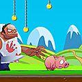<b>Run</b> <b>Pig</b> <b>Run</b> : un jeu d'arcade plaisant !