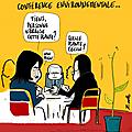 Conférence environnementale, nucléaire, gaz de schiste et ?