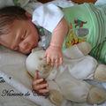 bebe reborn adopté