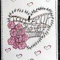 1ère réa <b>doodling</b>