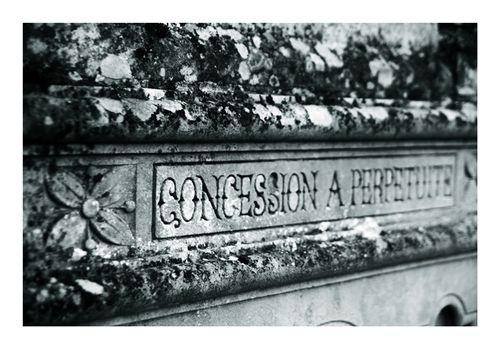 Concession perpetuite