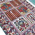 Tapis laine vintage ruggy