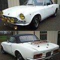 FIAT - 124 cabriolet speeder - 1973