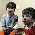 #UNICEF Syrie : 160 enfants tués dans des attaques d'écoles en 2014