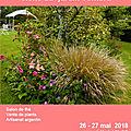 Jardin enchanté à <b>Plouha</b>: 26 et 27 mai