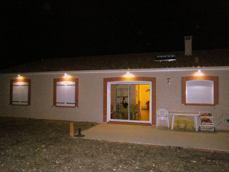 Eclairage ext rieur 2 notre projet de future maison - Eclairage facade maison ...