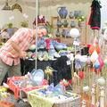 Wasserbourg, exposition artisanale de céramique
