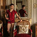 L'homme invisible - Tosca rouge
