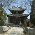 Temple-maison. dans un village, pres du lac Erhai